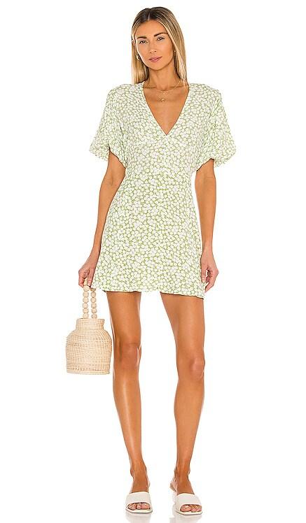 Ilia Mini Dress FAITHFULL THE BRAND $149 BEST SELLER
