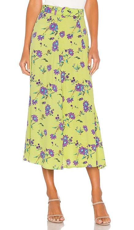 Valensole Midi Skirt FAITHFULL THE BRAND $102