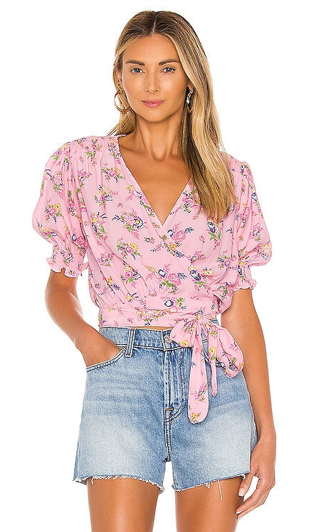 La Colle Top FAITHFULL THE BRAND $139 NEW ARRIVAL