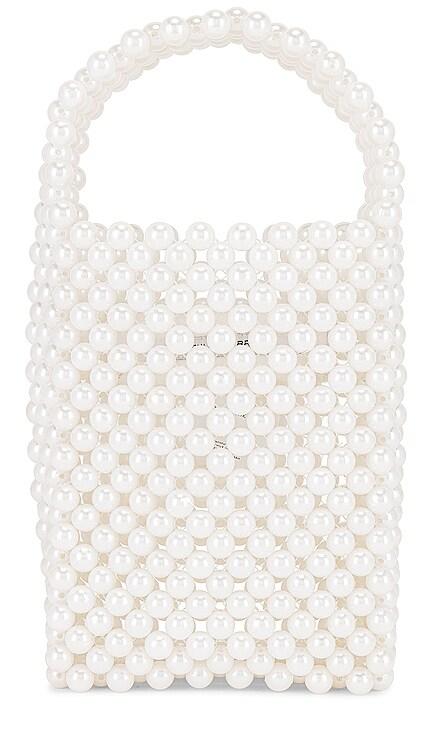 Frederikke Beaded Bag FAITHFULL THE BRAND $149 NEW