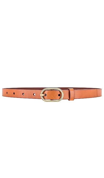 Petit Oval Buckle Belt FRAME $170 BEST SELLER