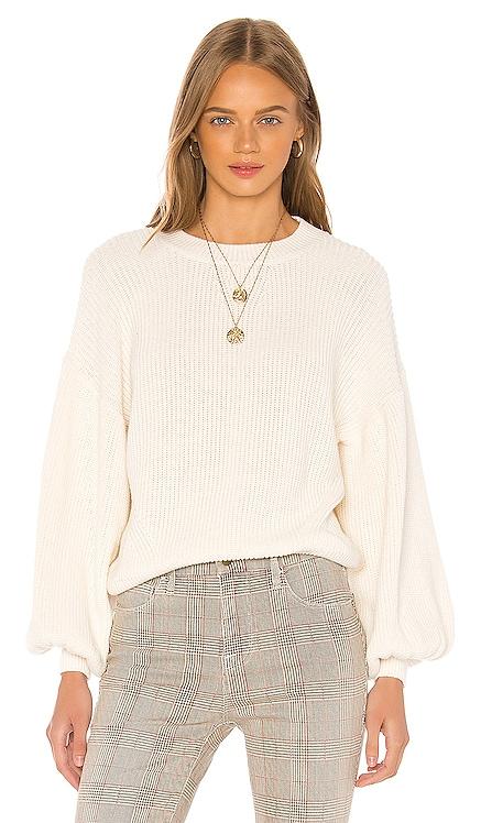 Chunky Balloon Sleeve Sweater FRAME $228