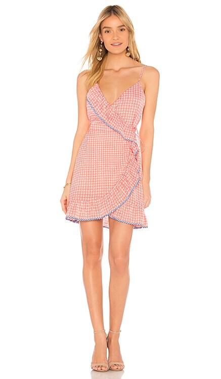 Juliette Wrap Dress The Fifth Label $43