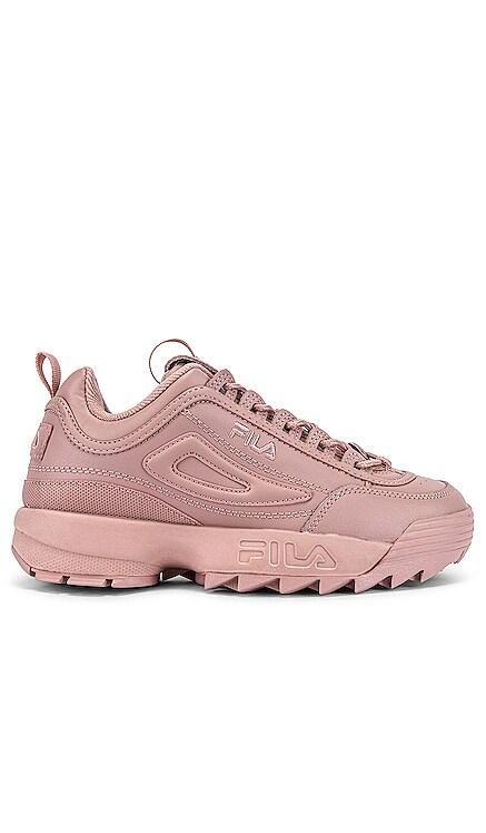 Disruptor II Premium Sneaker Fila $65 NEW