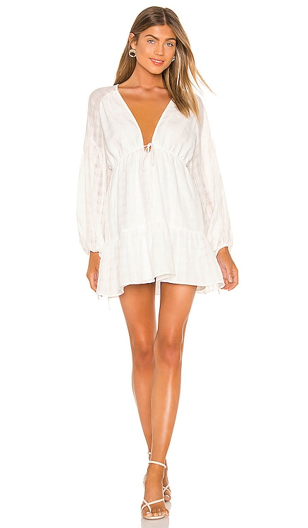 ROBE COURTE LUCIETTI Finders Keepers $165 BEST SELLER