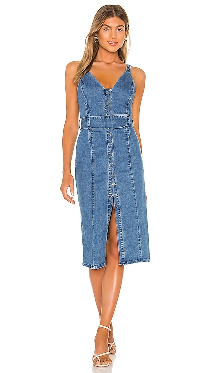 Coco Midi Dress Finders Keepers $103