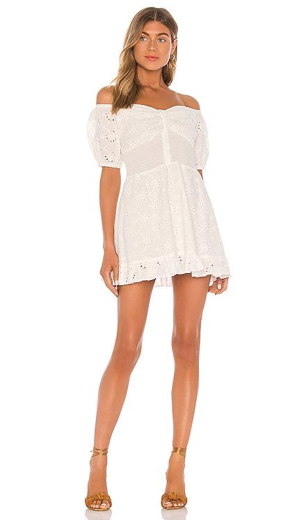 Ditsy Doo Mini Dress Finders Keepers $150 BEST SELLER
