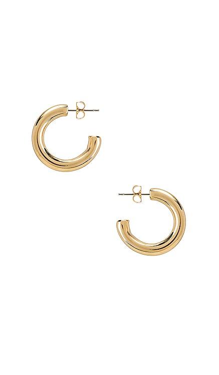 Harper Chunky Hoop Earrings Five and Two $56