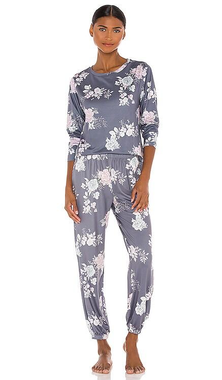 Hailee PJ Set Flora Nikrooz $78 NEW