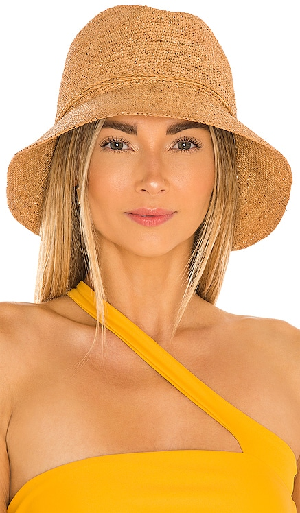 Dylan Lux Hat florabella $136 NEW