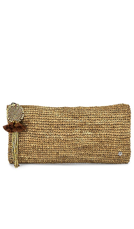 Mayotte Clutch florabella $92 NEW