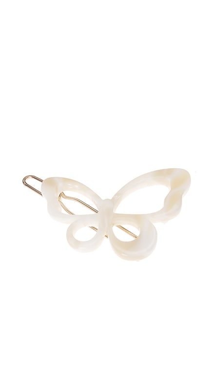 BROCHE SMALL CUTOUT BUTTERFLY France Luxe $12