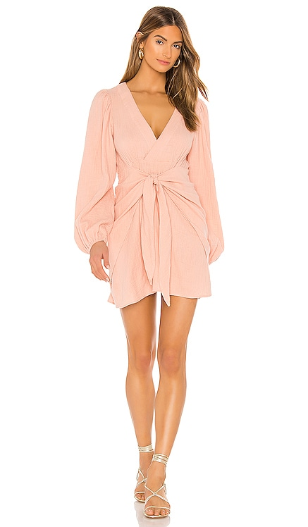 Jillian Mini Dress FLYNN SKYE $154 NEW ARRIVAL
