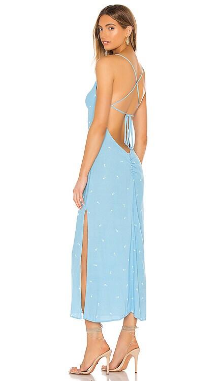 Saturdaze Midi Dress FLYNN SKYE $172