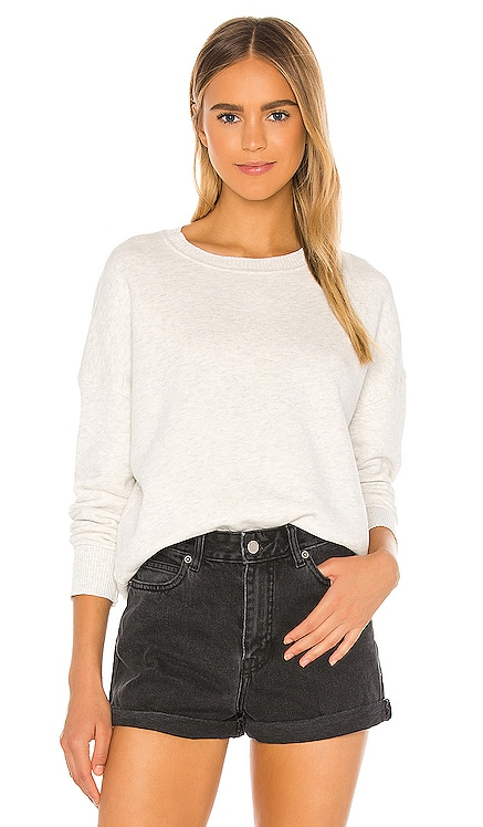 Ribbed Knit Pullover Sweater Frank & Eileen $185 NEW
