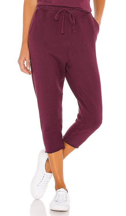 Cropped Sweatpant Frank & Eileen $158