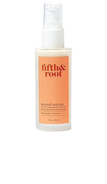 SECOND NATURE 모이스쳐라이저 fifth & root $48