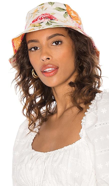Julep Bucket Hat For Love & Lemons $62 NEW