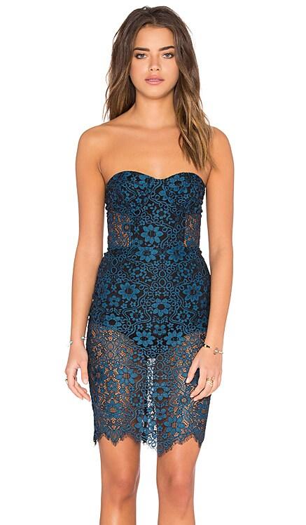 Sophia Bustier Dress For Love & Lemons $173