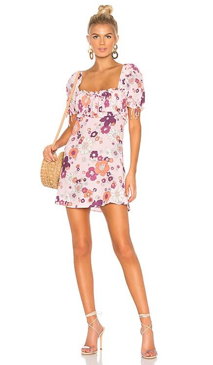 Magnolia Mini Dress For Love & Lemons $87