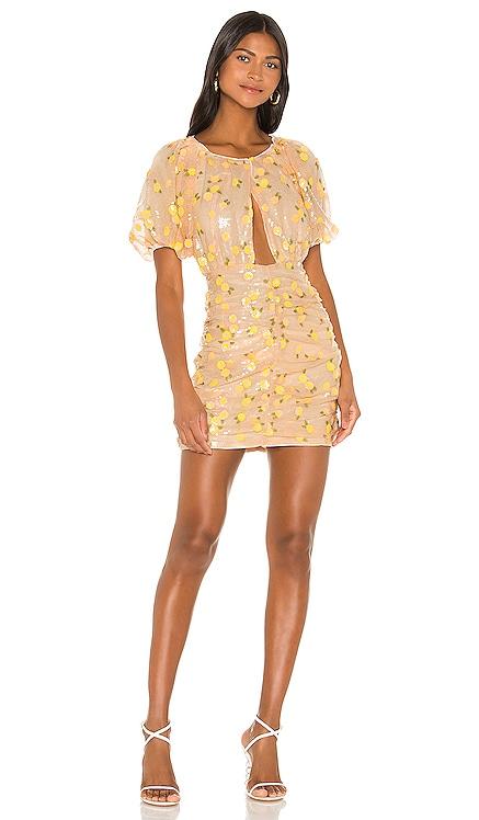 Ryder Sequin Mini Dress For Love & Lemons $290 BEST SELLER