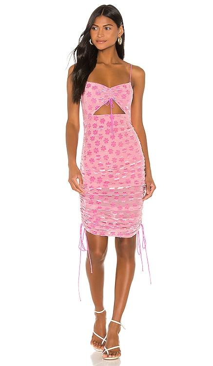 Lusk Midi Dress For Love & Lemons $207