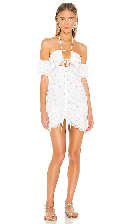 VESTIDO CUTOUT SAND DOLLAR For Love & Lemons $238