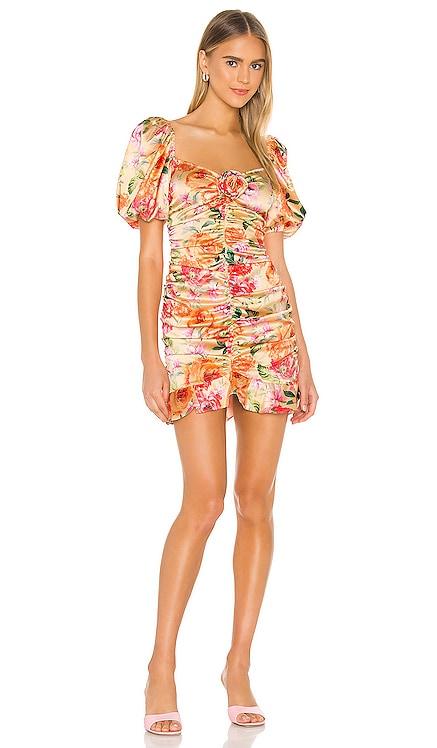 Versilla Mini Dress For Love & Lemons $205 NEW