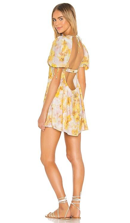 Zinna Mini Dress For Love & Lemons $194