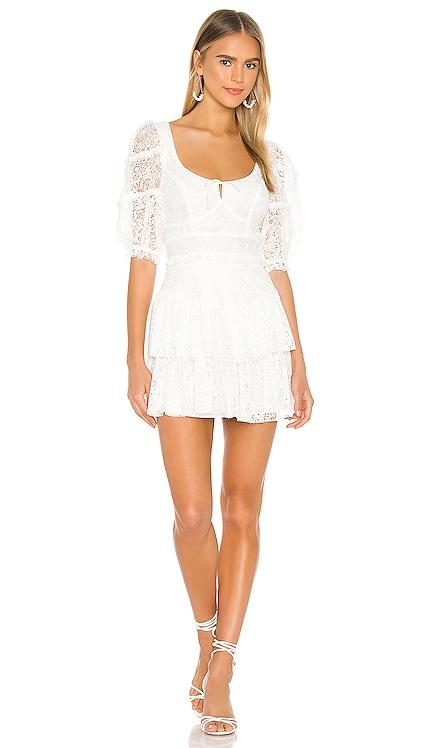 Jelena Mini Dress For Love & Lemons $251 BEST SELLER