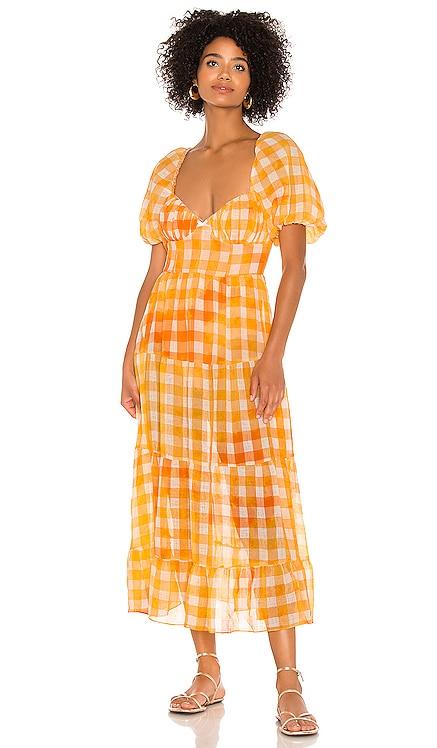 Mimosa Maxi Dress For Love & Lemons $246 BEST SELLER