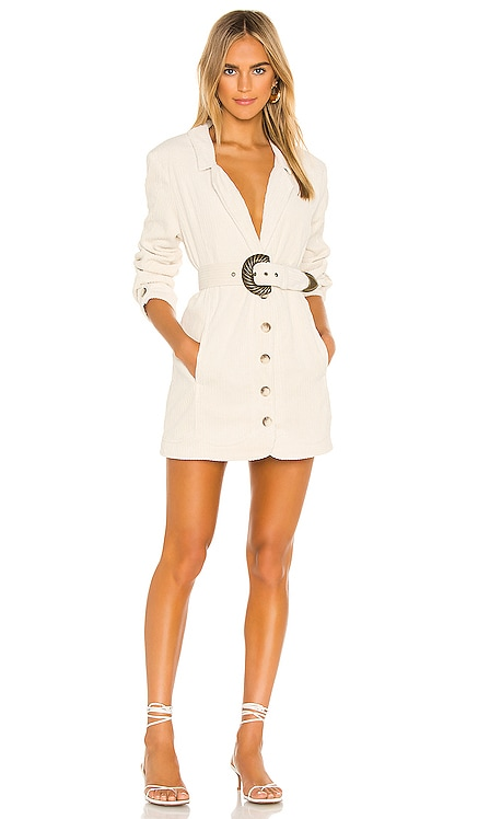 Carson Blazer Dress For Love & Lemons $260