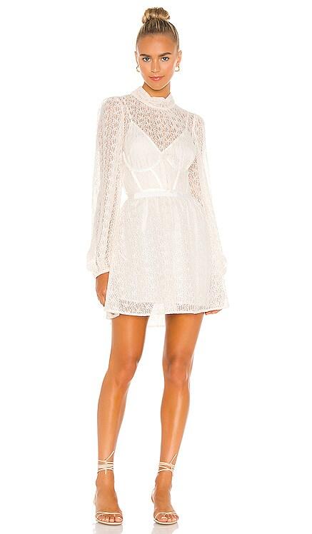 Etta Mini Dress For Love & Lemons $260 NEW