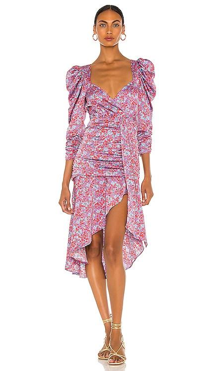 Charlie Midi Dress For Love & Lemons $260 BEST SELLER