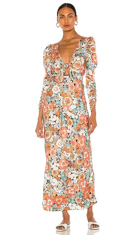 Polly Maxi Dress For Love & Lemons $273