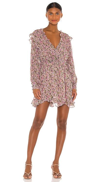 Sadie Mini Dress For Love & Lemons $242