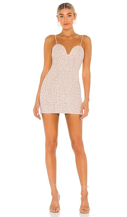 Dionne Mini Dress For Love & Lemons $185 NEW