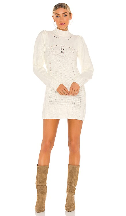 ROBE PULL JULES For Love & Lemons $194 NOUVEAU