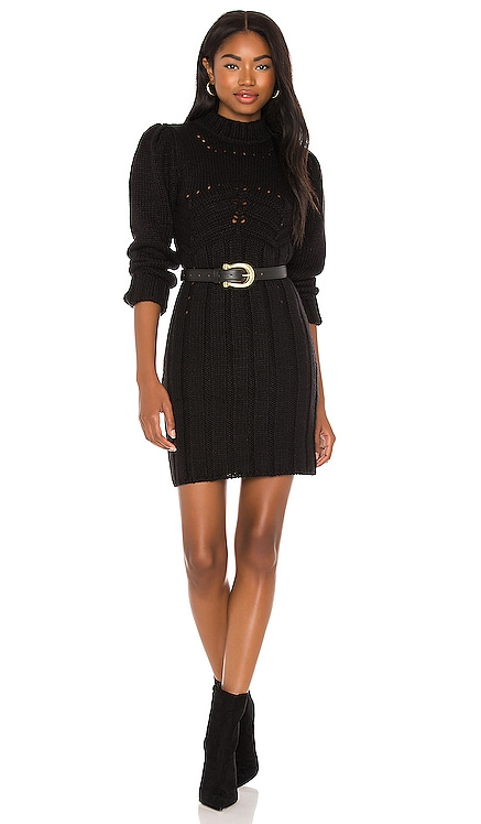 Jules Sweater Dress For Love & Lemons $194 NEW