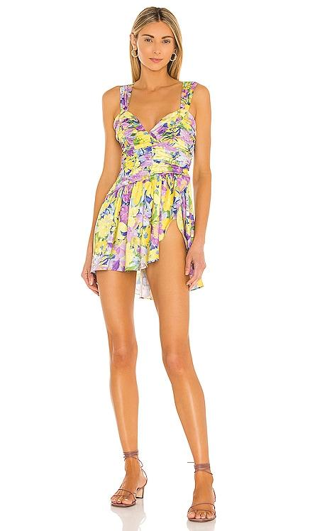 Cassia Mini Dress For Love & Lemons $194 BEST SELLER