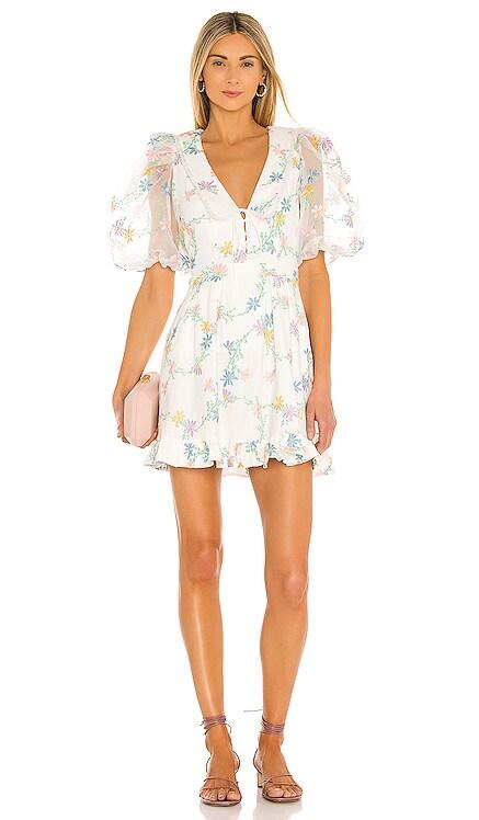 Majorie Mini Dress For Love & Lemons $268