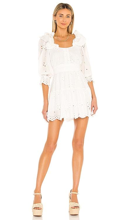 Serena Mini Dress For Love & Lemons $235