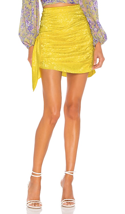 Fiji Mini Skirt For Love & Lemons $93