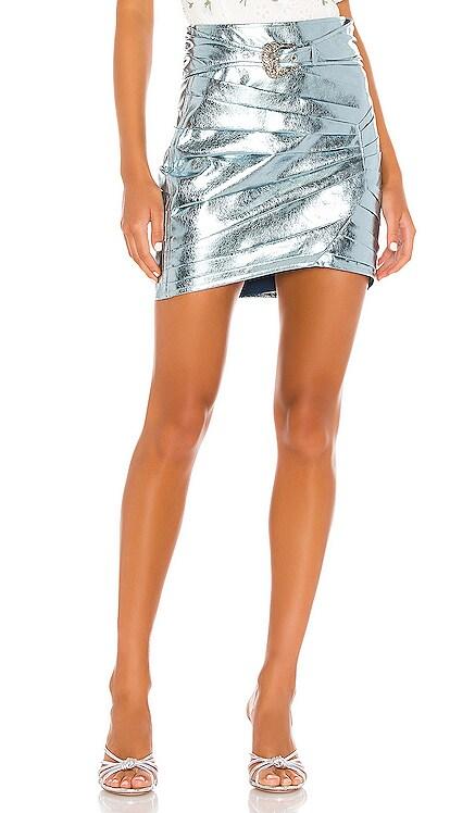 Gillette Western Mini Skirt For Love & Lemons $150