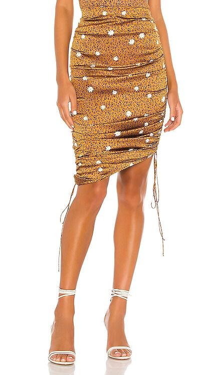 Tawney Midi Skirt For Love & Lemons $165
