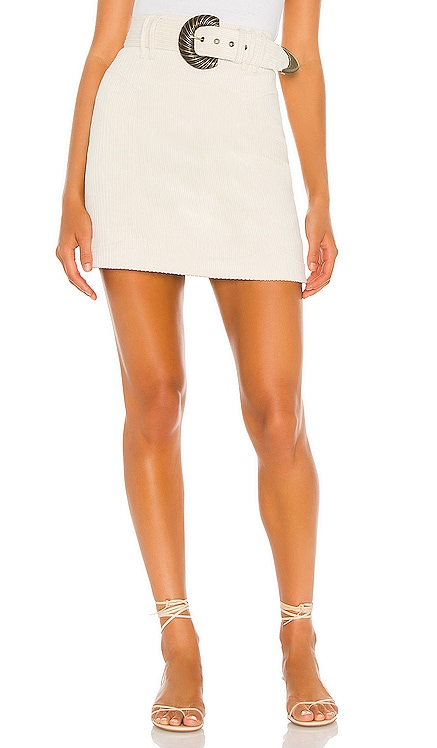 Dixie Mini Skirt For Love & Lemons $141