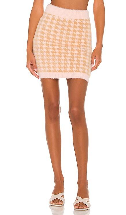 Cher Mini Skirt For Love & Lemons $132 NEW