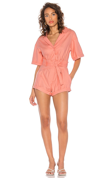 Millie Romper For Love & Lemons $222 NEW