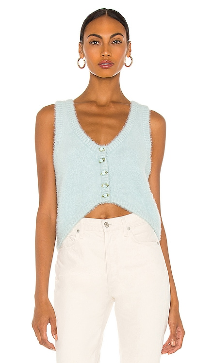 Anastasia Sweater Vest For Love & Lemons $88