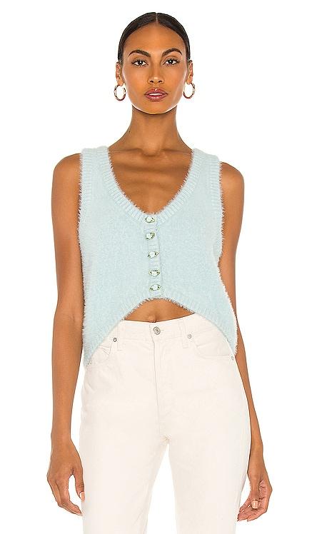 Anastasia Sweater Vest For Love & Lemons $59